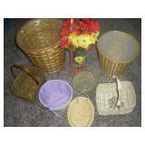 1 Lot Baskets