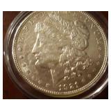1921 US Morgan Silver Dollar