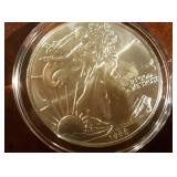 1998 US American Eagle Liberty Silver Dollar