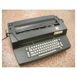Vintage Electric IBM Typewriter