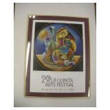 La Quinta Arts Festival Print/Poster 2002