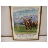 1997 U.S. Open Polo Championship Print/Poster