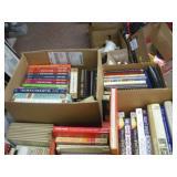 (5) Boxes Of Cookbooks