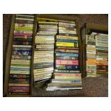 (3) Boxes Of Paperback Books