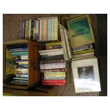 (4) Boxes Of Paperback Books