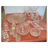 Cut & Pressed Glass