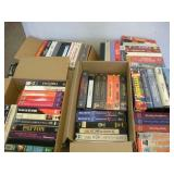 (5) Boxes of Vhs Tapes