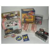 Nascar Memorabilia-Racing Matchbook Sets
