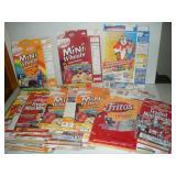 Nascar Cereal Boxes