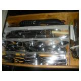 Contents of Drawer-Cutlery