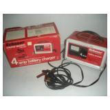 Schauer 4 amp Battery Charger