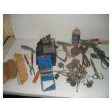 Misc. Tools-Drill Bits,Grinding Wheels, Chalk