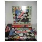 Nascar Monopoly Game