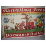 Ringling Bros. and Barnum Bailey Circus Poster
