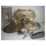 Silver-plate Pieces
