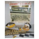 Pittsburgh Steelers Memorabilia