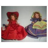 2 Nancy Ann Storybook Dolls