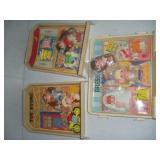 Knickerbocker Dolly Pops Toy Set