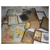 Pictures and Picture Frames