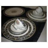 Wedgwood 5 Piece Place Setting, Service for 4