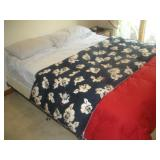 Double Bed Frame No Cpmforter