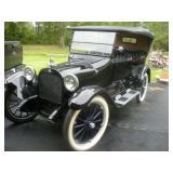 1920 Dodge Touring Sedan