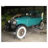 1928 Willys Overland Knight 4 Door Sedan