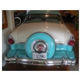 1955 Ford Crown Victoria 2 Door