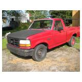 94 Ford Pick Up Inspected