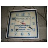 Hamilton Watch Clock