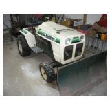 Bolen Plow Tractor