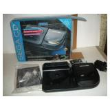 Vintage Sega CD Rom System for Genesis