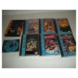 Assorted Vintage Sega CD Games