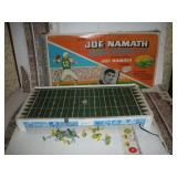 Vintage Joe Namath Electric Football Game