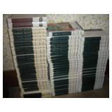 World Book Encyclopedia Set, Leather Bound