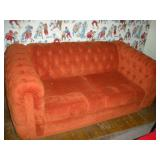 Retro Loveseat, 70 inches