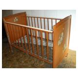 Storkline Vintage Crib, Not For Actual Use