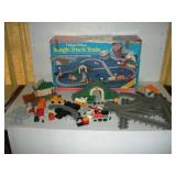 Fisher-Price Magic Track Train