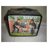 Vintage Aladdin ADAM-12 Metal Lunch Box