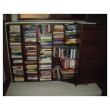 Birch Library Hutch (NO CONTENTS)