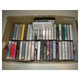 Music Cassettes 1 Lot