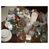 Glassware - 1 Lot