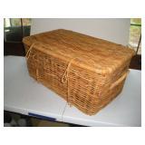 Wicker Basket  26x17x11 Inches