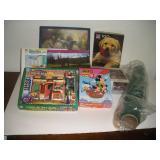 Puzzles & Puzzle Mats