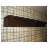 Pine Shelf  84x10x8 Inches