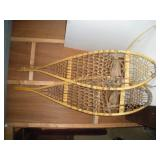 North wood Brand Vintage Snow Shoes 48 Inches
