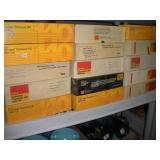 19 Kodak Slide Trays