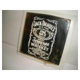 Jack Daniels Carnival Mirror 13x13 Inches