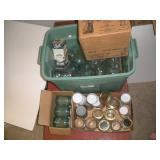Assorted Mason Jars 1 Lot