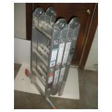 Krause 12Ft. Multimatic Ladder Model# 121482